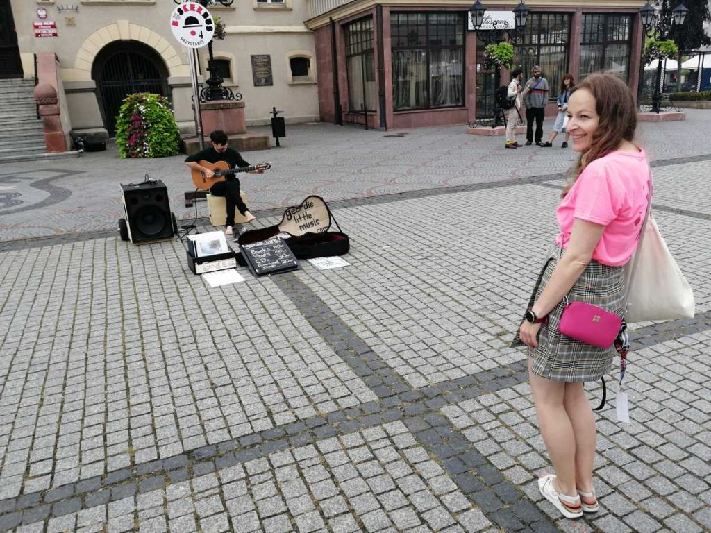 Koncert uliczny